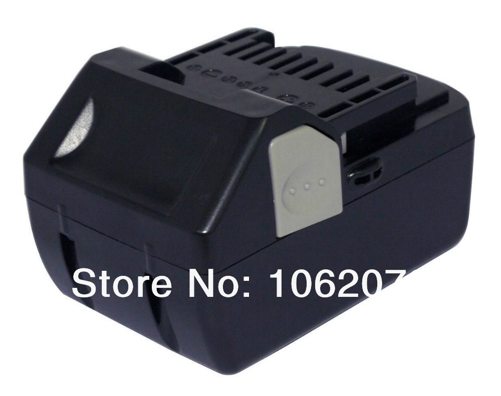 ФОТО 3.0Amp/hr Battery For Hitachi HXP BSL1815X  BSL1830 33055 330067 330068 18V Li-ion Fit tools:DS18DSAL CR18DSL