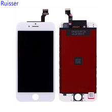 Здесь можно купить  Ruisser For iPhone 6 LCD Display Touch Screen 4.7 Inch 1334*750 Touch Screen Digitizer Assembly No Dead Pixels Replace Parts