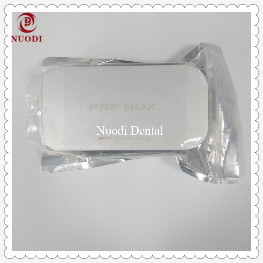 Hot Sell Dental Instrument MCT Plate Rich Fibrin box/Dental Implant container box/Dental Implant PRF BOX dental impalnt tools plate rich fibrin box dental implant container box dental implant kit prf box