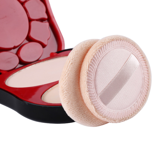 6PCS dusting powder puff  Cosmetic