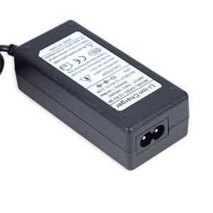 Image 3 - Liitokala 12.6 V 3 A 18650 lithium battery charger 3 series lithium battery 12V battery charger+AC power cable