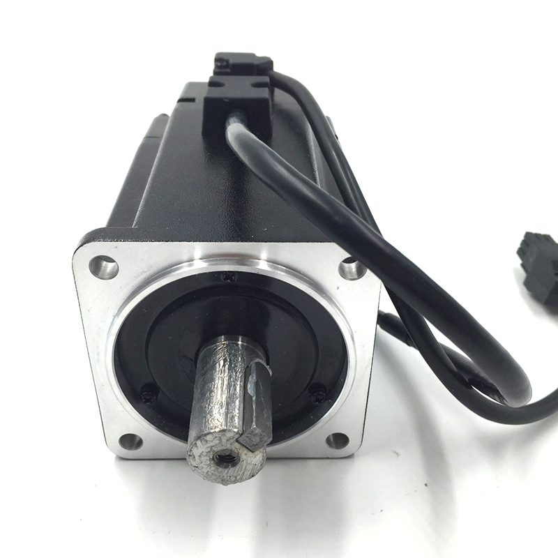Delta AC Servo moteur série AB ECMA-C30807PS 80mm 3000 tr/min avec rainure de clavette 750 W 0.75KW nouveau