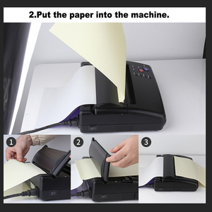 Image 5 - Tattoo Transfer Machine Copy Stencil Machine  Printer Drawing Thermal Stencil Maker Copier for Tattoo Transfer Paper Supply