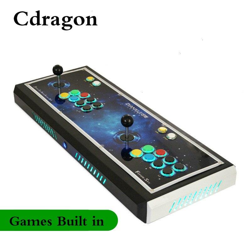 Cdragon Den fremtidige himmel dobbel joystick spilkonsol joystick joystick computer joystick