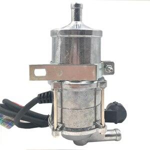 Image 4 - 220V 240V 3000W Motor heizung gas elektrische parkplatz heizung webasto diesel heizung Air Parkplatz Auto Vorwärmer heizung für 2,5 L 6,2 L