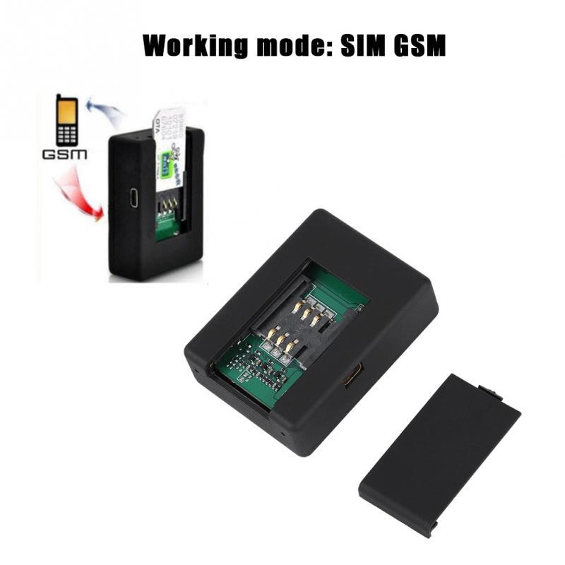 N9 Wireless SIM GSM Stimme Aktiviert Auto Dialer Monitor Persönliche Mini Mit USB Ladegerät Alarm RealTime hören Gerät 100- 240 v