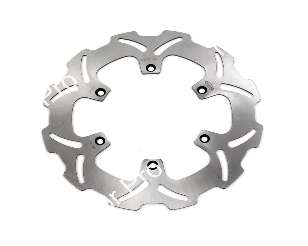 1 PCS FOR YAMAHA YZ F 450 2003 2004 2005 2006 2007 2008 2009-2015 WR F 450 Motorcycle Front Brake Disc brake disk brake Rotor motorcycle part front rear brake disc rotor for yamaha yzf r6 2003 2004 2005 yzfr6 03 04 05 black color