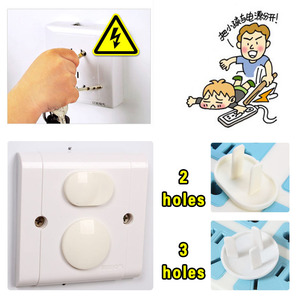 200 PCS Plug Cover Baby Safety