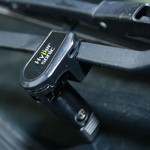 1 Para Rechtslenker Universal Fit Auto Auto Scheibenwischer Stehen Separator Auto zubehör WISCHERBLÄTTER Stand-off