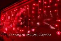 קישוטי חג המולד מלאכותי עץ חג המולד גדול! led פסטיבל תאורת Showcase חלון קישוט 120 Pcs מנורת H118-בחרוזי תאורה מתוך פנסים ותאורה באתר