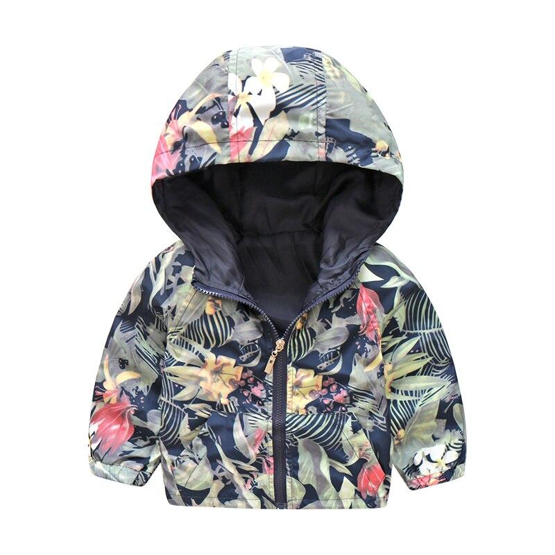 2-5 років Гаряча Дитяча Дитяча Куртка З - Дитячий одяг