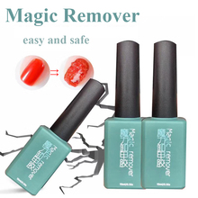 15 мл волшебное средство для снятия лака для ногтей здоровое быстрое удаление ногтей 2-3 мин Гель для маникюра очищающее средство для снятия УФ гель-лака