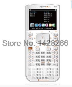 1 Piece Texas Instruments TI Nspire CM-C CAS graphing calculator color authentic ti texas instruments ti 84plus графический калькулятор китайская версия