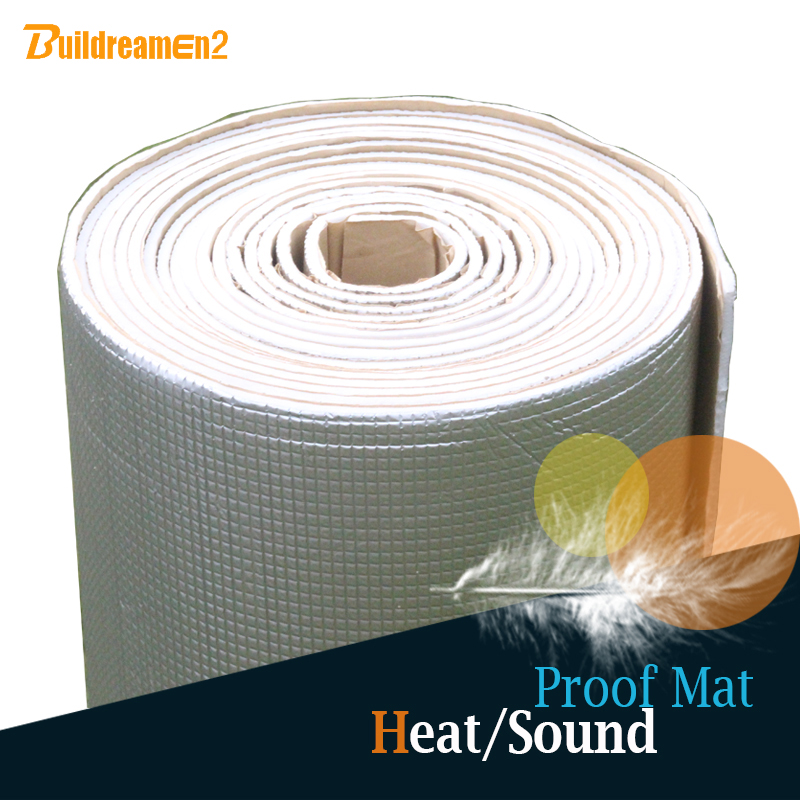 Thermal Acoustic Material : Buildreamen sqm quot car heat sound shield