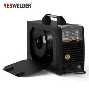 Image 4 - YESWELDER MIG250A No Gas and Gas MIG Welding Machine MIG Welder With Light Weight Single Phase 220V Iron Welder