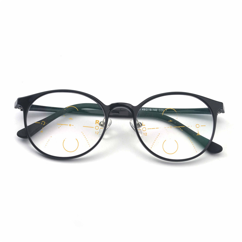 33db1d33a50 MINCL Multifocal Progressive Reading Glasses Women Men Diopter Eyeglasses  Bifocal Eyewear For Near And Far Distance with box FML-in Reading Glasses  from ...