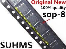 (20 peça) 100% Novo AON4466 AO4466 4466 sop-8 Chipset