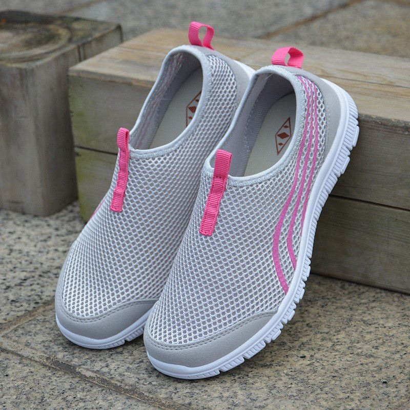 LEMAI New Trend Sneakers For Women Outdoor Sport Light Running Shoes Lady Shoes Breathable Mujer Zapatillas Deportivas fb001-7 21