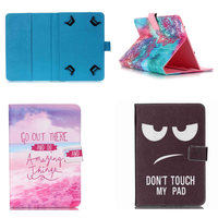 PU Leather Cover Case Filp Case With Stand For Lenovo Tab A10 70 A7600 A7600 H