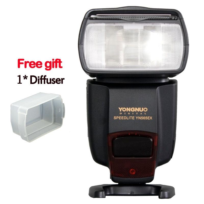 New YONGNUO YN-565EX YN565EX TTL Flash Speedlite for Nikon D90 D80 D800E D60 D40x D40 D3x D3s D3 D2x D300s D300 D200 yongnuo yn 565ex n flash speedlite yn565ex n i ttl light for nikon dslr camera or pixel vertax d17 battery grip for nikon d500