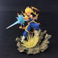Anime Dragon Ball Z Vegetto Son Goku Vegeta Action Figure Dragonball Super Saiyan Figuras PVC Model Toys 20cm