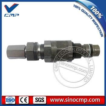 Echtes Hauptentlastungsventil 723-30-50101 für PC120-6 PC130-6 Bagger