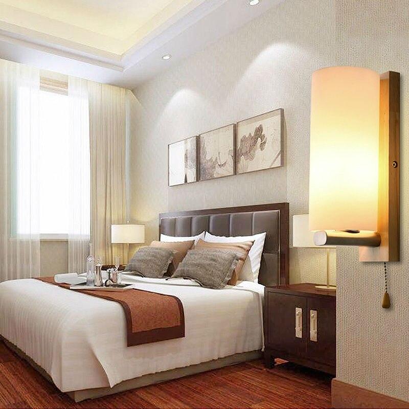 MingBen] moderne LED Wandlampen Slaapkamer Bedlampjes Banheiro ...