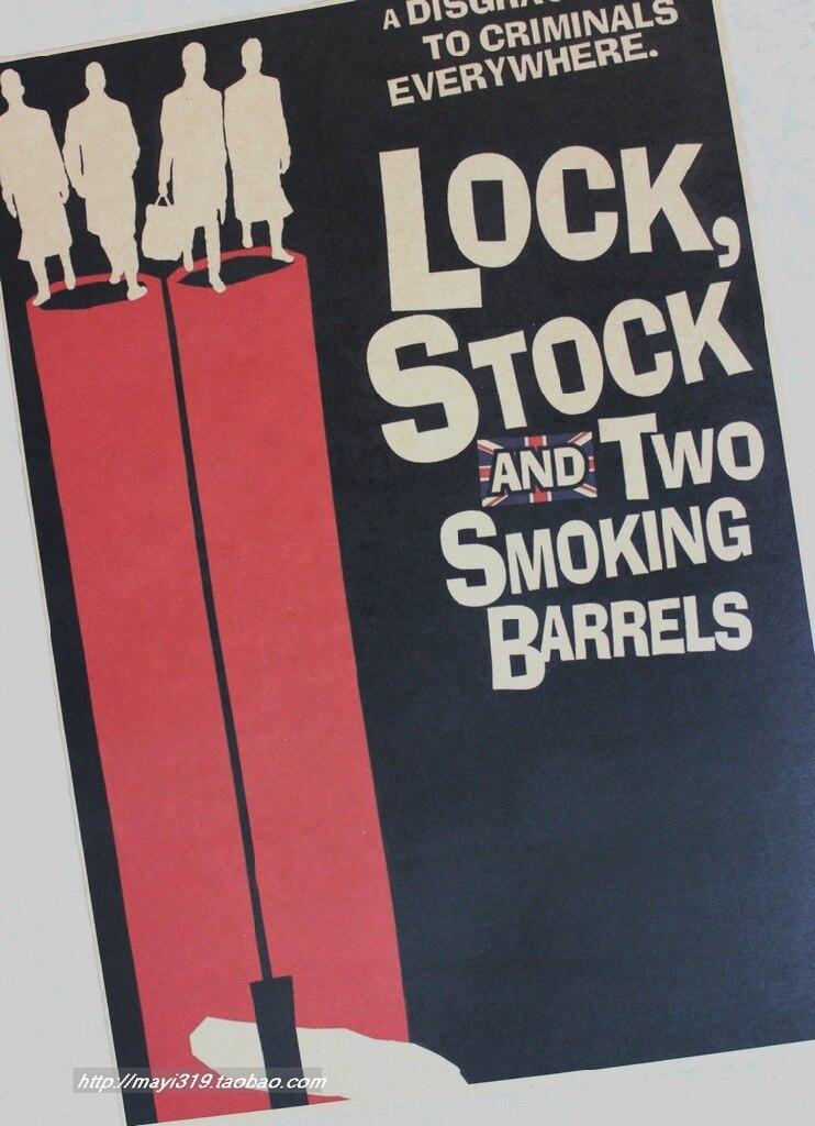 stock y dos armas humeantes classic movie poster the sitting room adorno retro posters retro