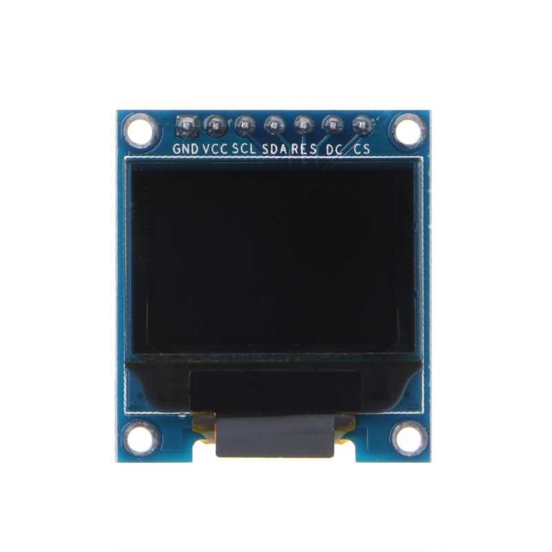 1.3 IIC 7Pin 128X64 OLED LCD Display Module White LED SPI SSH1106 For Arduino