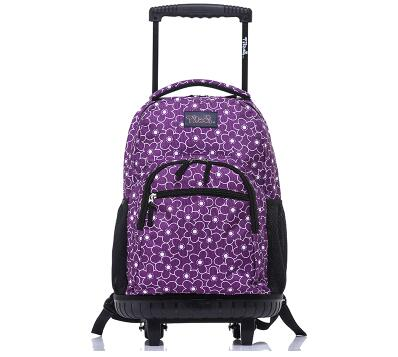School Trolley Bag Travel luggage bag for Student School Rolling backpacks On wheels Girl Wheeled School backpack bag for girls цены