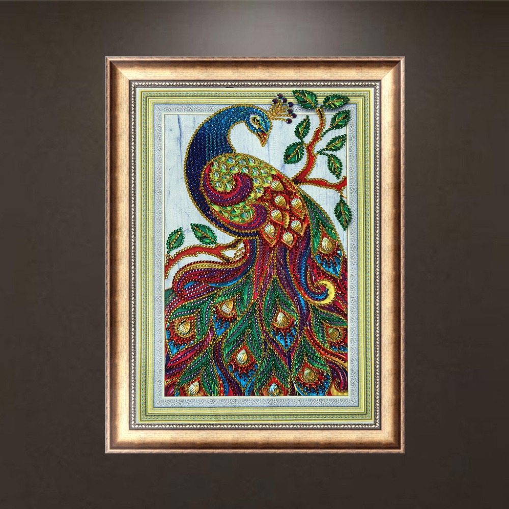 5D DIY Diamond Painting Embroidery Needlework Cross Stitch Craft Kit Home Decor