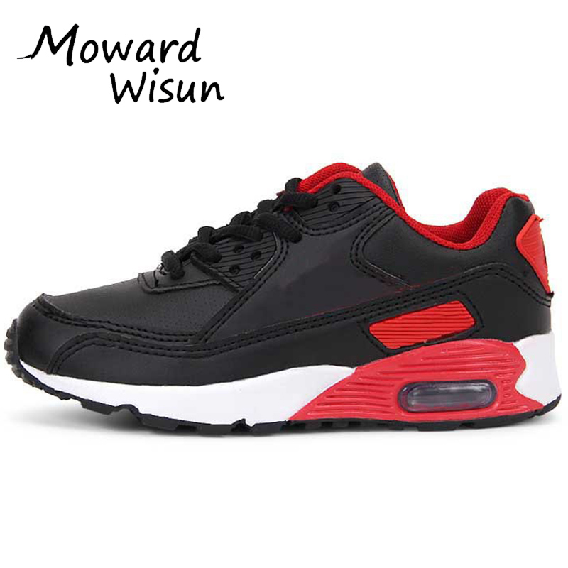 Size 26-41 Brand Sneakers Boys Girls Outdoor Sports Shoes Trainers Kids Sneakers Children Breathable Jogging Shoes infantil 40