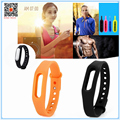 Xiaomi Miband 1S Heart Rate Monitor Pulse Bluetooth 4 Smart Wristband Silicone Magnetic Clasp Clip Case Holder Wireless Activity
