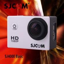 2016 Hot Sales SJCAM SJ4000 Action Camera Sj Cam 4000 1080P HD Sport DV Cameras Diving Waterproof Cam 170 Lens Mini Camcorder