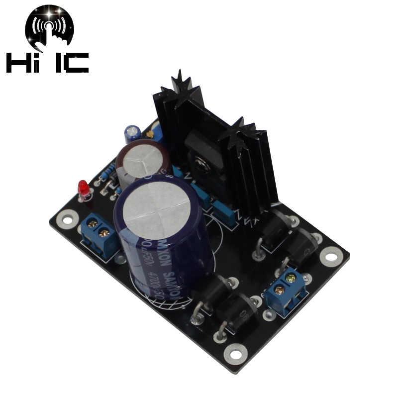 Przesuwne LT1083/wysokiej mocy regulowany zasilacz pokładzie/HIFI liniowy zasilania/element elektroniczny