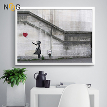 NOOG Banksy Posters And Print Modern Canvas Painting Morden Liberalism Wall Art For Nordic Livingroom Bedroom Home Decor Part 2