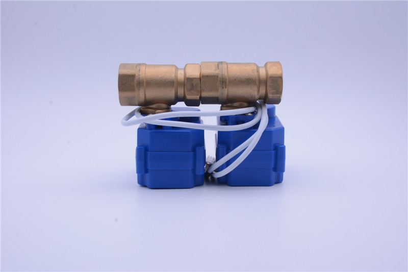 1/2(DN15) 3/4(DN20) 1(DN25) 2pcs BSP NPT Brass Motorized Ball Valves 2 Wires Control for WLD-807 Water Leak Detection Alarm 1/2(DN15) 3/4(DN20) 1(DN25) 2pcs BSP NPT Brass Motorized Ball Valves 2 Wires Control for WLD-807 Water Leak Detection Alarm