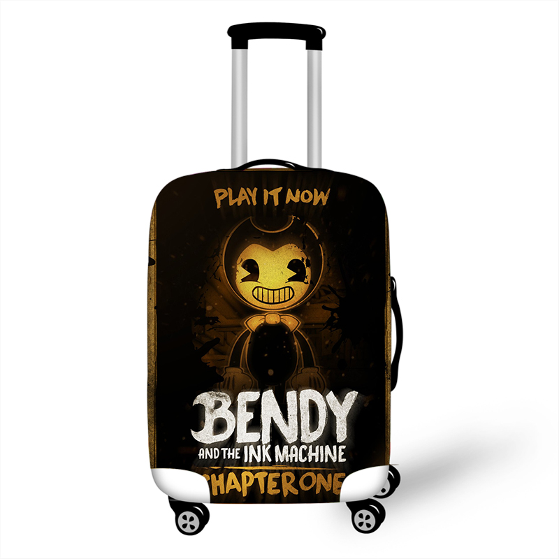 18-32 Inch Bendy Elastic Luggage Protective Cover Trolley Suitcase Protect Dust Bag Case Travel Accessories