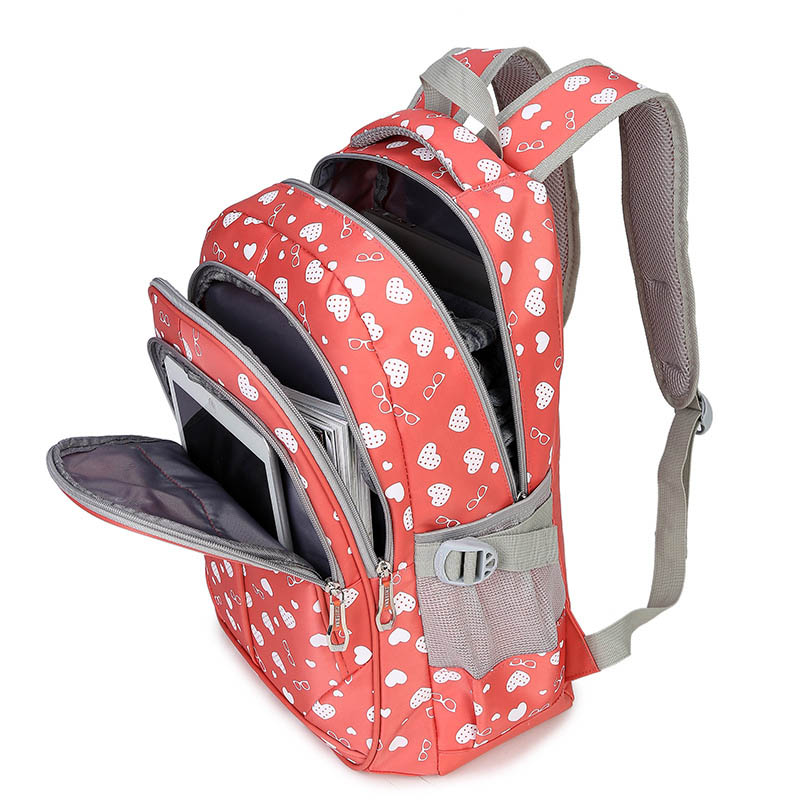 Printing Backpack Youth Backpacks For Teenage Girls Bags Backpacks Female Back To School Teenagers Bagpack Teen Womens Backpack
