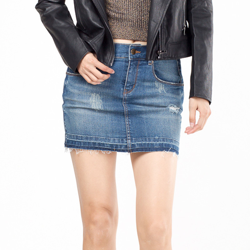 Popular Blue Jean Skirts Sale-Buy Cheap Blue Jean Skirts Sale lots ...