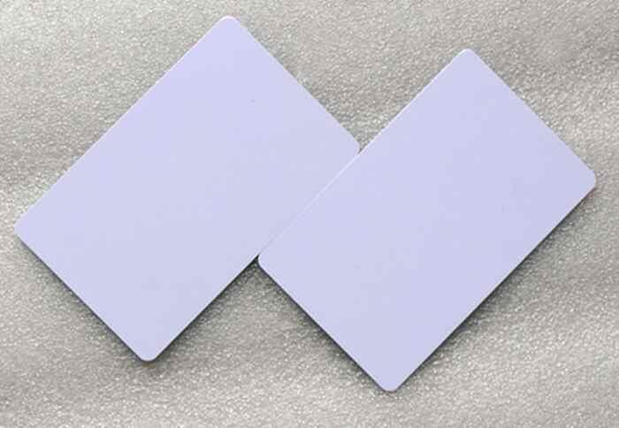 NFC Tag NFC216 888 Bytes NFC SMART Kartu ISO14443A PVC Putih Kartu untuk Android IOS Telepon NFC, min: 5 Pcs