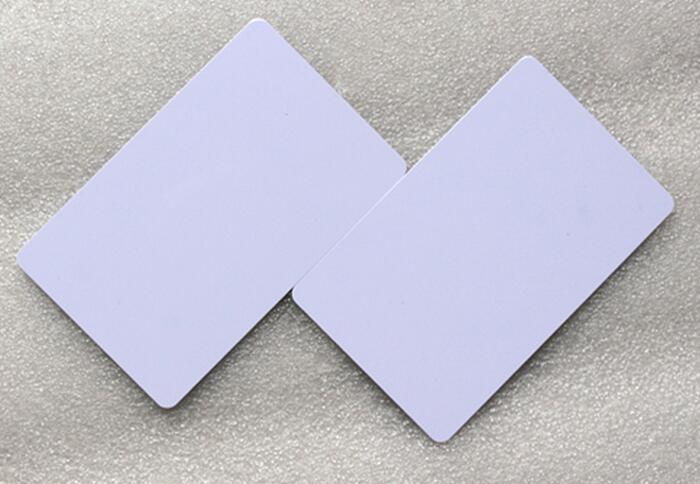 NFC Tag Ntag216 888 Bytes NFC smart card ISO14443A PVC White Cards For Android,IOS NFC Phones ,min:5pcs nfc sticker ntag203 tag 13 56mhz 144 bytes rfid tag smart card support for all smart phones 100pcs