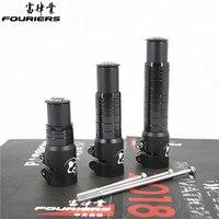 Fouriers Bike Stem Extender Adapter Fork Riser 50mm 90mm 120mm For 1 1/8 28.6mm Steerer Fork Stem Extention Bicycle Parts