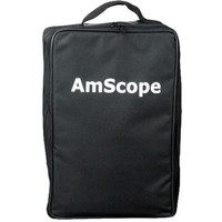 AmScope Microscópio Caso Saco de Transporte de Vinil (Medium) CB-B490