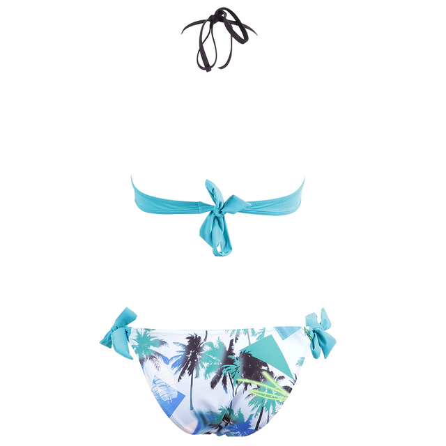 Trendy push up Bikini set for women