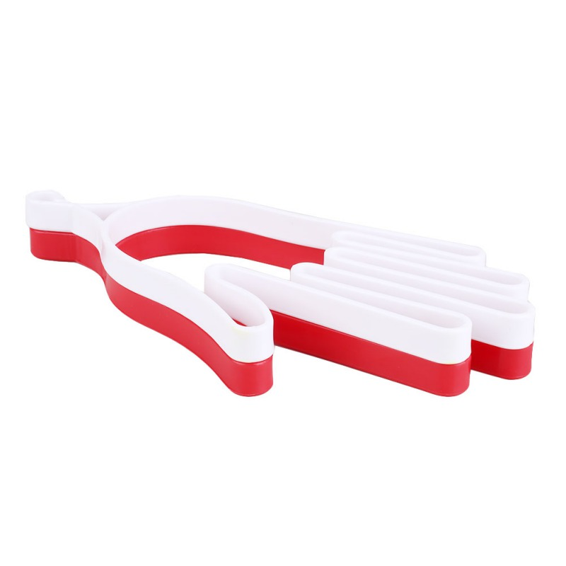 Outdoor Golfer Sports Tool Gear Plastic Golf Gloves Holder Rack Dryer Hanger Stretcher Golf Accessories New Arrival
