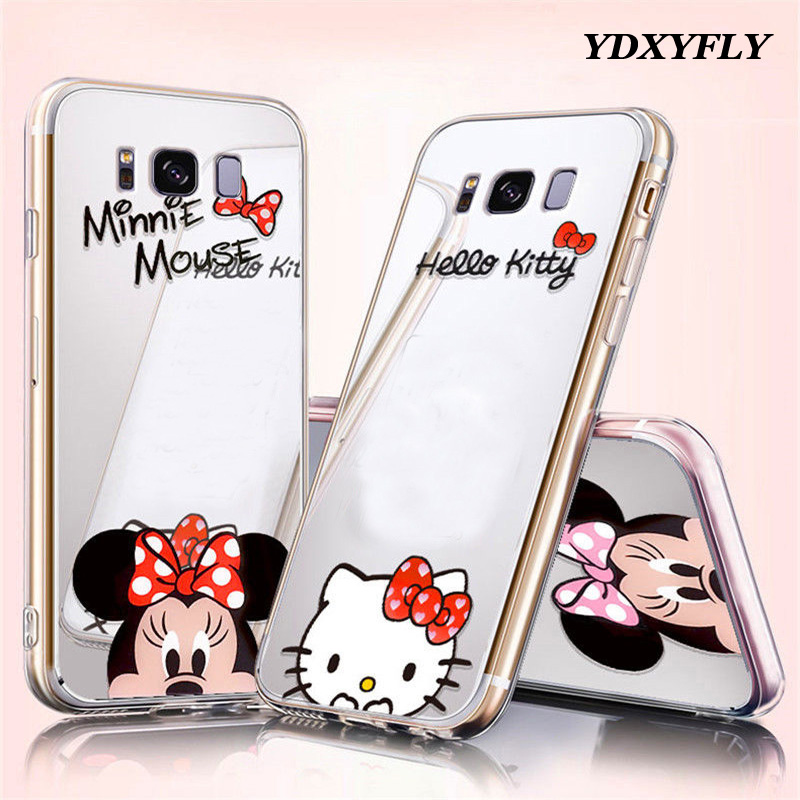 For Samsung Galaxy S8 S9 Plus Note 8 9 Case Back Cover