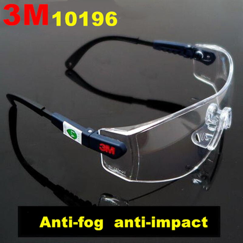 Защитные очки 3M 10196, оригинальные очки безопасности с дужками вверх и вниз, регулируемые очки для страйкбола