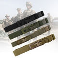 Portable High Quality Outdoor Accessories Army tactical Waist Designer Belts Tactical Hunting Outdoor Sports Military Belt