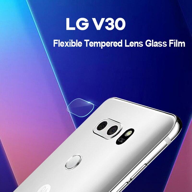 HQ Back Camera Len Protector For LG V30S V30 Plus V30S+ ThniQ Protective Film For LG V30S Plus V30+ V30 Tempered Lens Glass